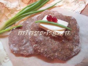 диетические хлебцы рецепт