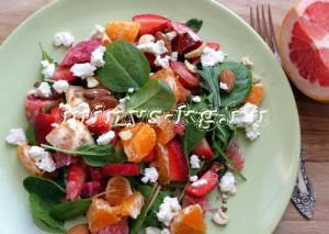 фруктовый салат для похудения