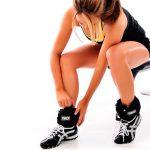 Для чего нужны утяжелители для ног и как их сделать своими руками