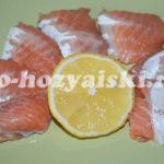 как засолить брюшки лосося