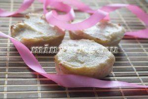 диетические творожные кексы
