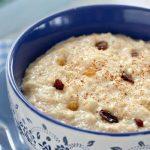 овсянка на завтрак для похудения