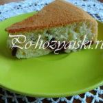 пирог с консервированной вишней