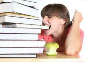 питание при экзаменах