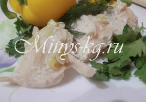 диетическое куриное филе
