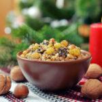 как приготовить кутью на рождество