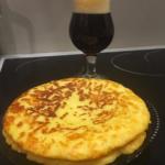 хачапури с сыром на завтрак